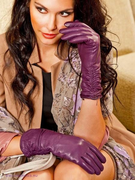 Кожаные перчатки: ответственность за стиль1