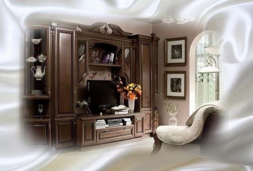 Итальянская классическая мебель создает комфорт1