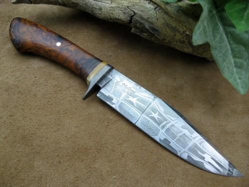 охотничий нож 2